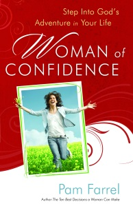 woman of confidence new cover