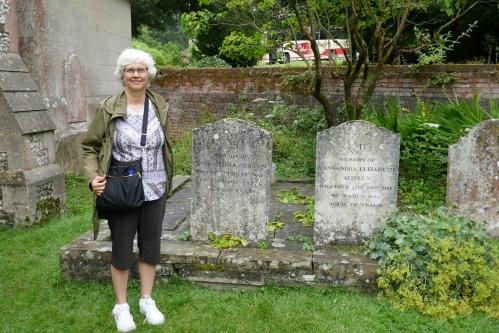 P1040490 website st nicholas chawton cassandras gravestones.JPG