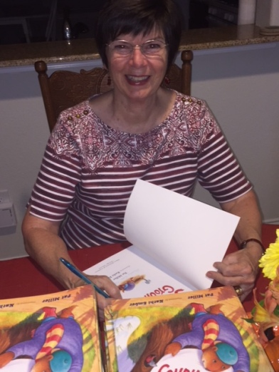 Pat 2018 Author image