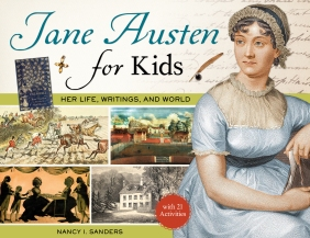 Jane Austen for Kids official cover