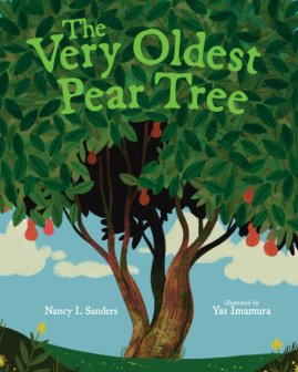 Very Oldest Pear Tree from Albert Whitman website)